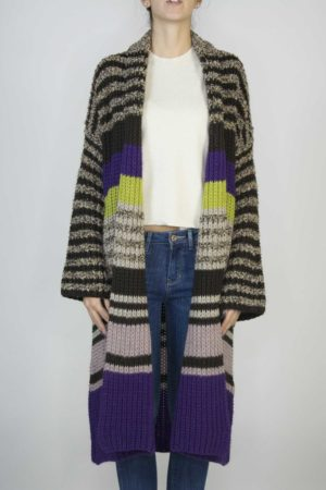 SUSY MIX-CARDIGAN OVER-SMAI20150 MOR