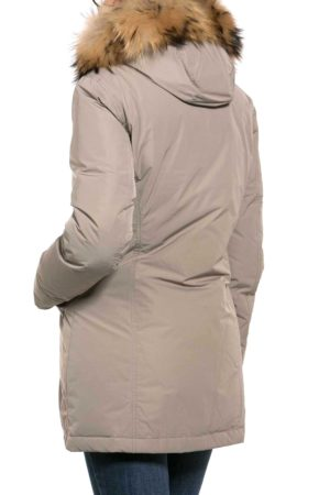 WOOLRICH-ARCTIC PARKA LUXORY-WPCPS2604CF40 BEI