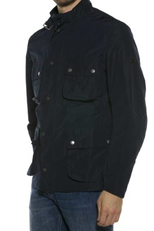 BARBOUR-FIELD JKT SFODERATO IN NYLON WEIR CASUAL-BACPS1966MCA BLU