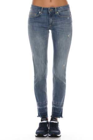 """DONDUP-JEANS """"MONROE"""" SKINNY FIT-DDP692DS0107 USE"""