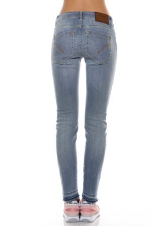 """DONDUP-JEANS """"MONROE"""" SKINNY FIT-DDP692DS0112 SSW"""