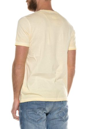 DONDUP-T-SHIRT IN COTONE STAMPATA-DDUS288JF0230C GIA