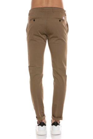 "DEPARTMENT FIVE-PANTALONE ""MIKE"" IN COTONE-DFMIKET1801 SAB"