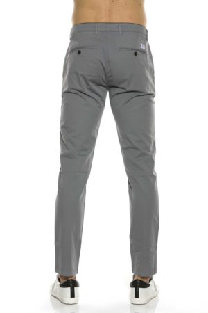 "DEPARTMENT FIVE-PANTALONE ""MIKE"" STRETCH-DFMIKET2005 GRI"