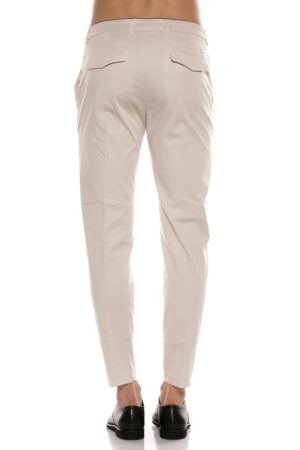 "DEPARTMENT FIVE-PANTALONE ""PRINCE"" IN COTONE-DFPRINCET1802 PAN"