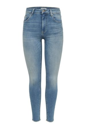 1 ONLY-JEANS FEM WOV CO94/PL4/EA2-ON15162363 BLU