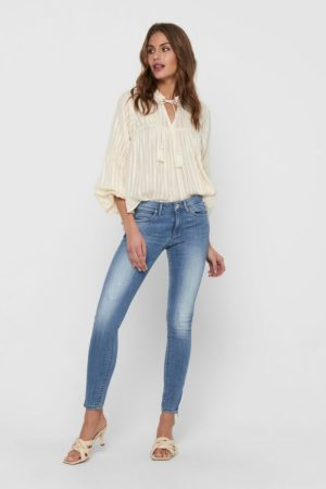 1 ONLY-JEANS FEM WOV CO84/PL14/E-ON15170824 BLU