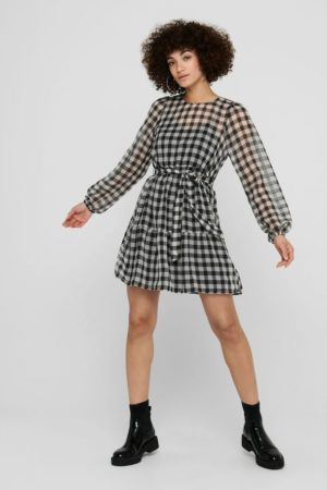 1 ONLY-DRESS FEM WOV PL100-ON15221152 PUMIC