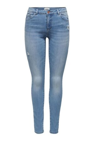 1 ONLY-JEANS FEM WOV CO64/PL31/VI3/EA2-ON15223165 BLUE