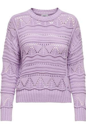 1 ONLY-PULLOVER FEM KNIT CO100-ON15223828 ORC