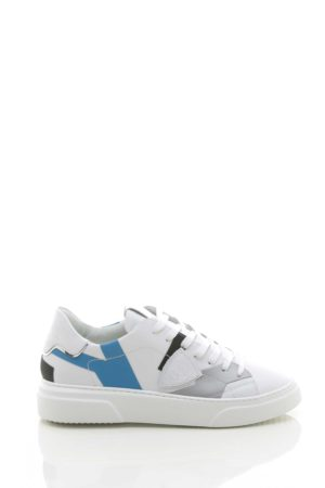 """PHILIPPE MODEL-SNEAKERS """"TEMPLE S""""-PHBYLUST03 BIA"""
