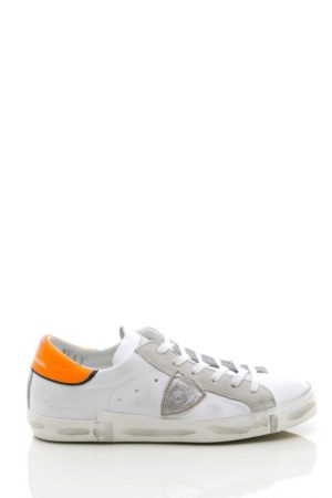 """PHILIPPE MODEL-SNEAKERS """"PARIS X""""-PHPRLUVN01 BIA"""