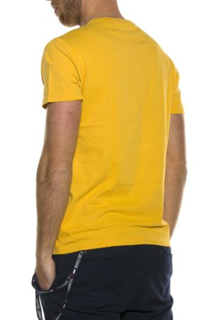 RALPH LAUREN-T-SHIRT IN COTONE CON STAMPA-RL791581 GIA
